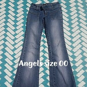 Angels size 00